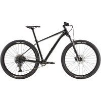 2020 Cannondale Trail 3 Mens Hardtail Mountain Bike in Black