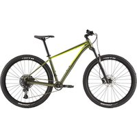 2020 Cannondale Trail 3 Mens Hardtail Mountain Bike in Green