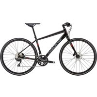 2019 Cannondale Quick 1 Womens Flat Bar Hybrid in Black