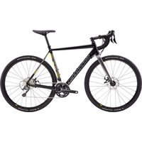 2019 Cannondale CAADX Tiagra Disc Mens Cyclocross bike in Black