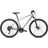 2019 Specialized Ariel Elite Hybrid Fitness Bike in Grey