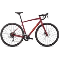 2020 Specialized Diverge E5 Gravel Bike in Red