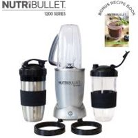 'Nutribullet 1200 Series 12 Piece Set