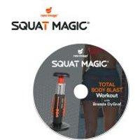 Squat Magic Total Body Blast – Sleek, Sexy & Strong Dvd