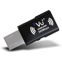 VU+® Wireless USB Adapter 300 Mbps incl. WPS Setup