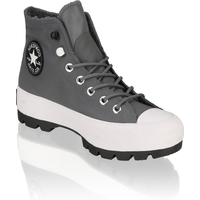 Converse CHUCK TAYLOR ALL STAR MC LUGGED -HI grau