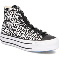 Converse Chuck Taylor All Star Lift - Hi schwarz