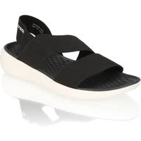 Crocs LITE RIDE STRETCH SANDAL W schwarz