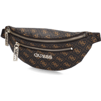 GUESS MANHATTAN Belt Bag braun