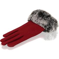 Lazzarini Handschuh rot
