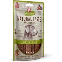 90 g | GranataPet | Hirsch Natural Taste | Snack | Hund