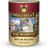 24 x 800 g | Wolfsblut | Blue Mountain Adult | Nassfutter | Hund