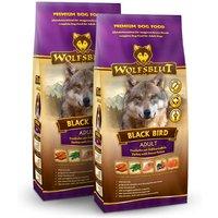 2 x 15 kg   Wolfsblut   Black Bird Adult   Trockenfutter   Hund