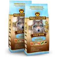 2 x 15 kg | Wolfsblut | Cold River Adult | Trockenfutter | Hund