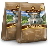 2 x 15 kg | Wolfsblut | Range Lamb Adult | Trockenfutter | Hund