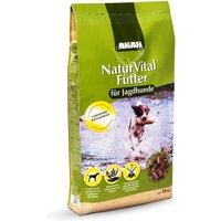 14 kg | Akah | Natur Vital für Jagdhunde | Trockenfutter | Hund