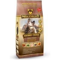 2 kg | Wolfsblut | Foodies Choice Small Breed | Trockenfutter | Hund