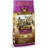 500 g | Wolfsblut | Wild Game Puppy | Trockenfutter | Hund