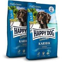 2 x 12,5 kg | Happy Dog | Karibik Supreme Sensible | Trockenfutter | Hund