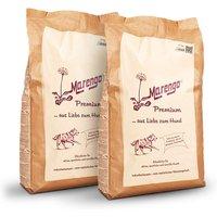 2 x 15 kg | Marengo | Premium | Trockenfutter | Hund