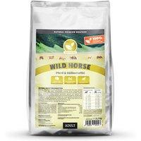 12,5 kg | Natural | Wild Horse mit Pferd | Trockenfutter | Hund