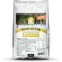 15 kg   Natural   Wild Woods mit Wildschwein   Trockenfutter   Hund