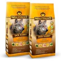 2 x 15 kg | Wolfsblut | Jack Rabbit Adult | Trockenfutter | Hund