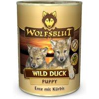 6 x 200 g | Wolfsblut | Wild Duck Puppy | Nassfutter | Hund