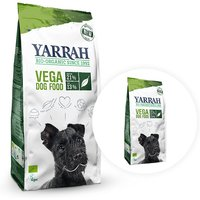 10 kg + 2 kg | Yarrah | Aktionspaket: Trockenfutter geschenkt Vega | Trockenfutter | Hund