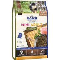 3 kg   Bosch   Mini Adult Geflügel & Hirse HPC   Trockenfutter   Hund