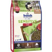 2 x 15 kg | Bosch | Sensitive Lamm & Reis HPC | Trockenfutter | Hund
