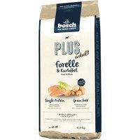 12,5 kg | Bosch | Adult Forelle & Kartoffel HPC Plus | Trockenfutter | Hund