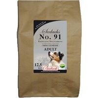 12,5 kg   Bubeck   No. 91 Adult Seelachs und Kartoffel Trockenfutter/gebackenes Hundefutter   Trockenfutter   Hund