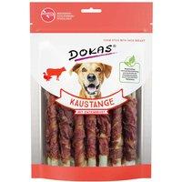 200 g | DOKAS | Kaustange mit Entenbrust Kaustange | Snack | Hund
