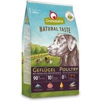 2 x 12 kg | GranataPet | Geflügel Natural Taste | Trockenfutter | Hund