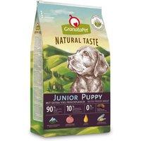 12 kg | GranataPet | Junior/Puppy Natural Taste | Trockenfutter | Hund