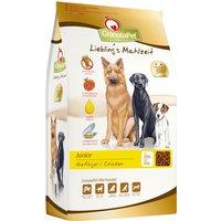 2 x 10 kg | GranataPet | Junior mit leckerem Geflügel Liebling's Mahlzeit | Trockenfutter | Hund