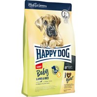 2 x 15 kg | Happy Dog | Baby Giant Lamb and Rice Supreme Young | Trockenfutter | Hund