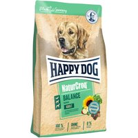 2 x 15 kg | Happy Dog | Balance NaturCroq | Trockenfutter | Hund