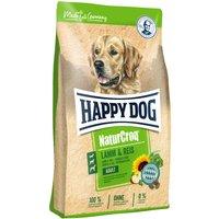 2 x 15 kg | Happy Dog | Lamm & Reis NaturCroq | Trockenfutter | Hund