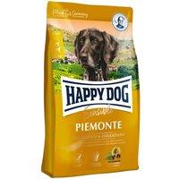 4 kg | Happy Dog | Piemonte Supreme Sensible | Trockenfutter | Hund