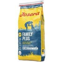 15 kg | Josera | Family Plus Special | Trockenfutter | Hund