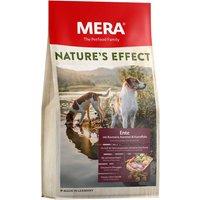 3 kg | Mera | Ente mit Rosmarin, Karotten und Kartoffeln Nature's Effect | Trockenfutter | Hund