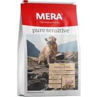 4 kg | Mera | Senior Truthahn & Reis Pure Sensitive | Trockenfutter | Hund