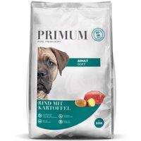 5 kg | Primum | Rind mit Kartoffel Soft | Trockenfutter | Hund