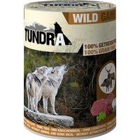6 x 800 g | Tundra | Wild Dog | Nassfutter | Hund