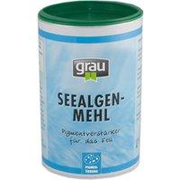 400 g | grau | Seealgenmehl Haut & Fell | Ergänzung | Hund