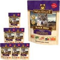 7 x 300 g | Wolfsblut | Black Bird Adult | Nassfutter | Hund