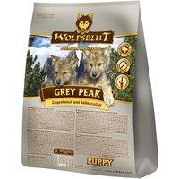 500 g | Wolfsblut | Grey Peak Puppy | Trockenfutter | Hund