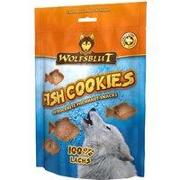 150 g | Wolfsblut | Cookies Lachs Fish Snacks | Snack | Hund